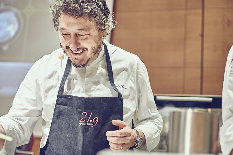 Chef Flavio Costa