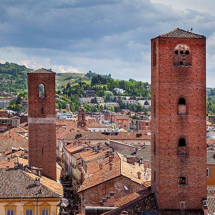45 METRI SOPRA ALBA. Visite guidate sul campanile della Cattedrale di Alba