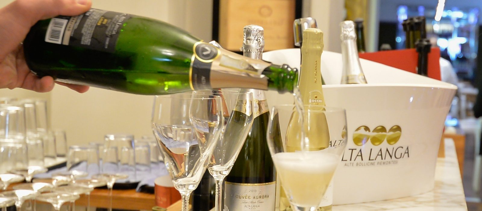 Vinum aperitifs with the Classic Alta Langa Docg