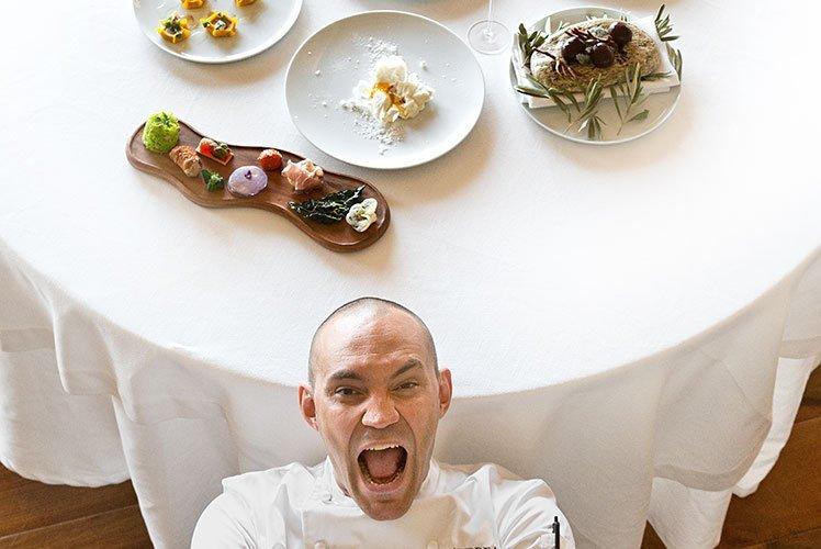 Chef Andrea Ferrucci