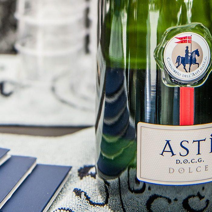 L'Asti Spumante Docg e il Moscato d'Asti Docg