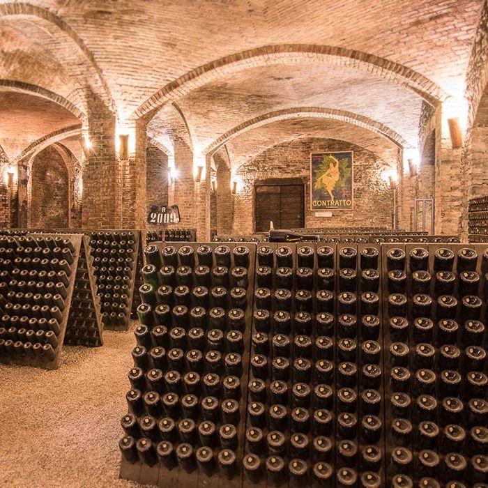Contratto Winery – Chef Luca Zecchin