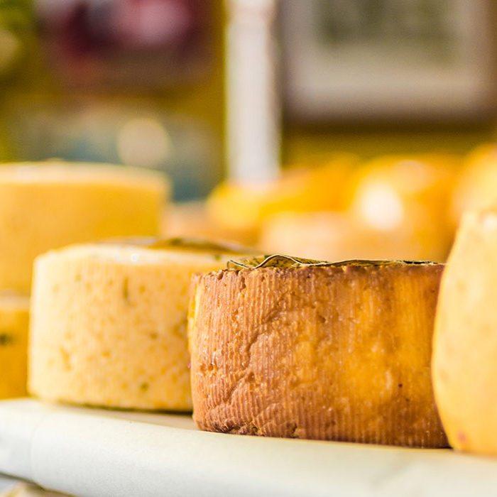 L'isola dei formaggi DOP del Piemonte (DOP Piedmont Cheeses)