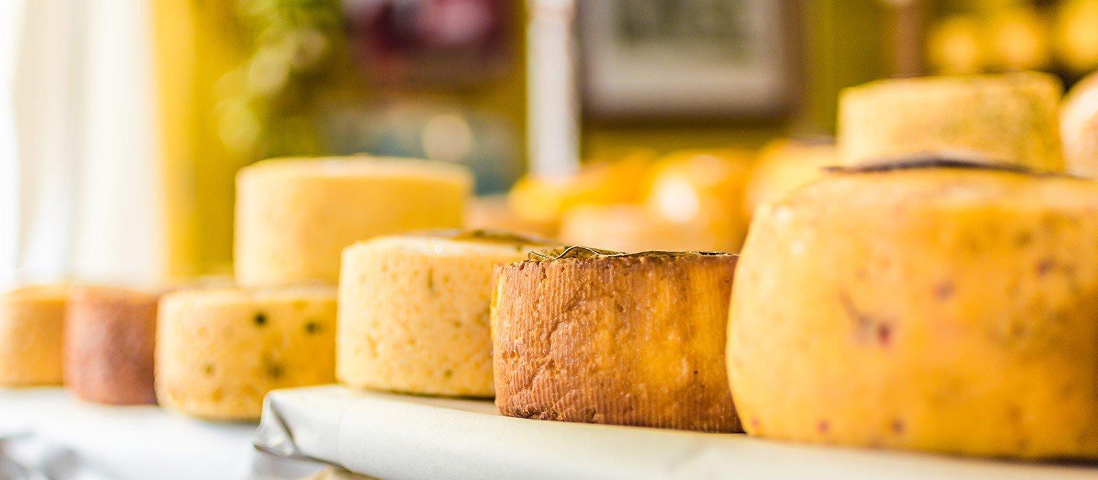 L'isola dei formaggi DOP del Piemonte