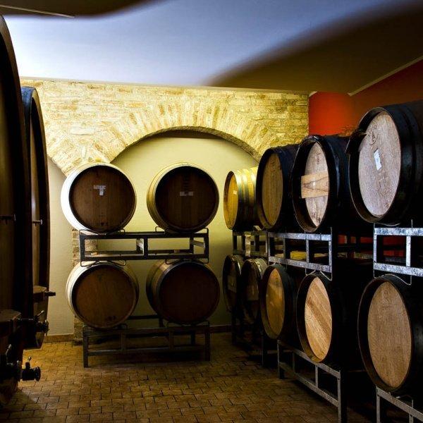 Cellar Segni di Langa – chef Marc Lanteri