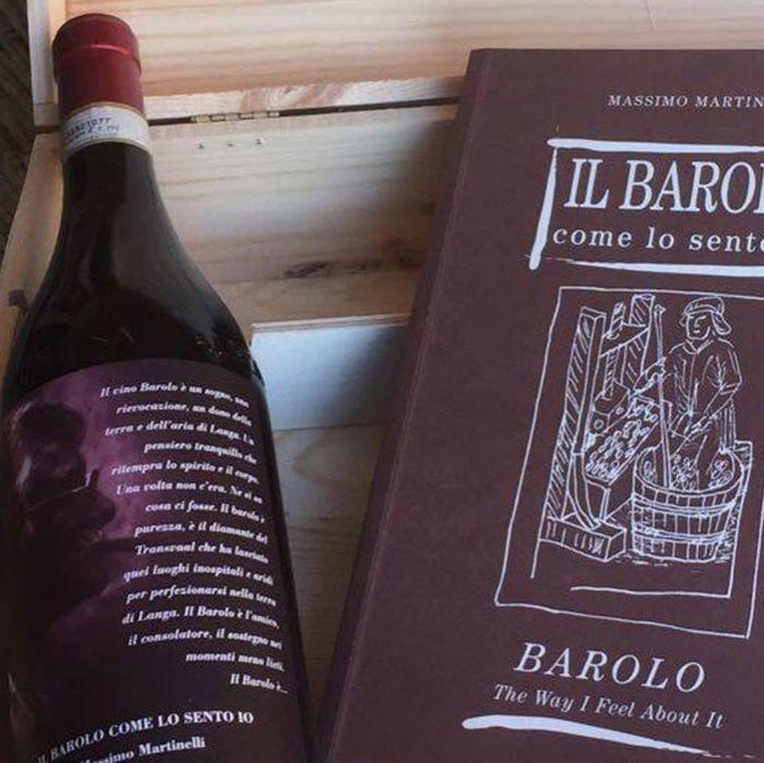 """""""Il Barolo come lo sento io"""" a cura di Massimo Martinelli"""