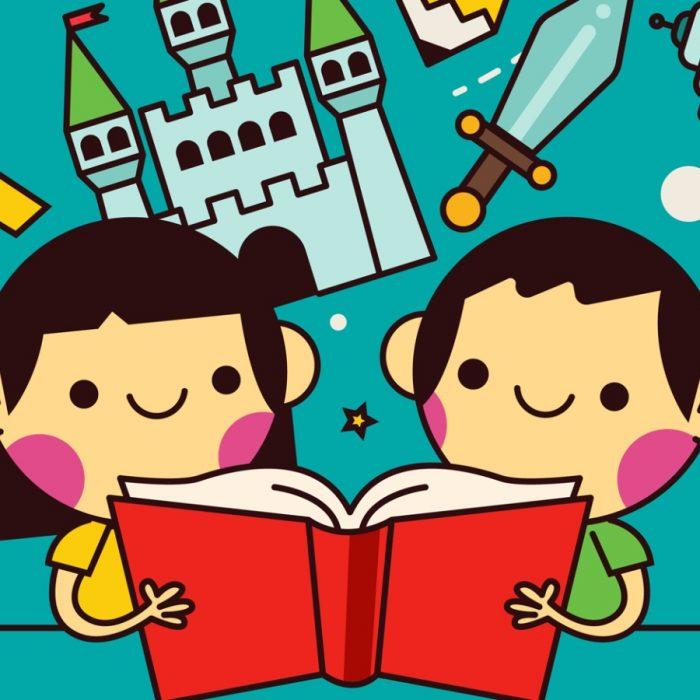 Letture animate in Biblioteca