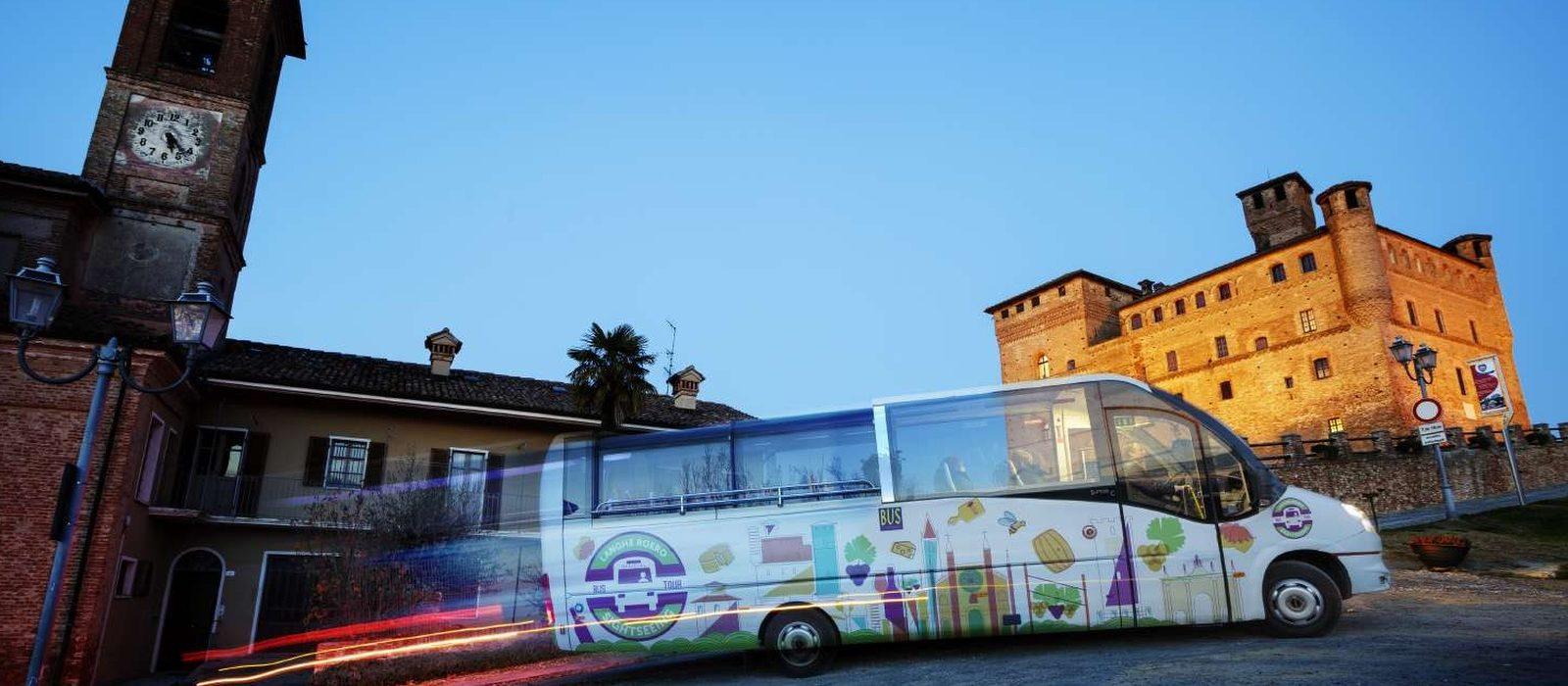 Buono sconto 2X1 Langhe Sightseeing Tour